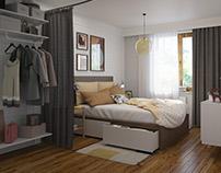 Спальня г. Вена