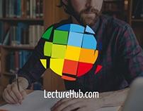 Сайт образовательной онлайн-платформы LectureHub