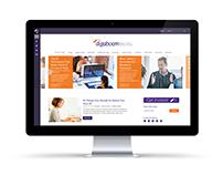 Digaboom Blog Design