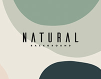 free 3 natural abstract background