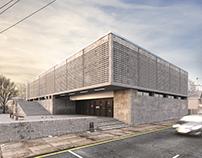 Bº Provincias Unidas Sports Center / Estudio demarchisa