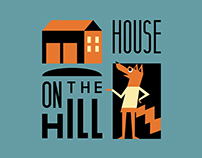 House on the Hill - Illustrated book