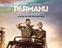 PARMANU THE STORY OF POKHRAN (MOVIE POSTER)