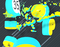 60 Second Drop Logo Sting