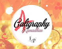 Caligraphy Ramadhan 2016