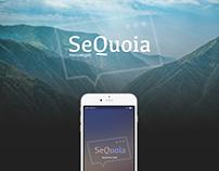 SeQuoia - app messanger
