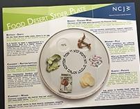 NCJW Seder / Brochure (with Adam Albrecht)
