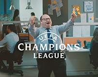 Fanáticos / UEFA Champions League