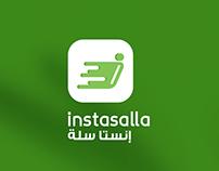 Smartmart & Instasalla Branding