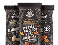 El Nogal: Vending | Packaging