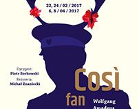 """W.A. Mozart """"Cosi fan tutte"""""""