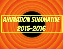 Animation Summative