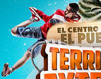 Territorio Extremo (Centro Comercial El Puente)