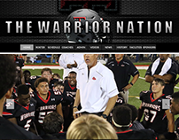 Thompson Football Program Website