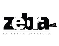 Zebra Internet Services Logos