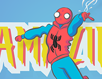 Spiderman Homecoming - Personal Poster