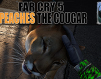 Far Cry 5 - How To Get Peaches The Cougar