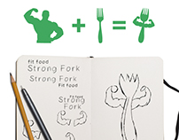 Strong Fork - Fit Food