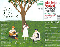 John John Festival: Irish Trad Music in Matsue