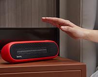 SOOOQ - Warm-Hands Partner | 暖绵绵桌面暖风机