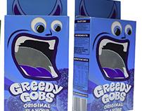 Greedy Gobs Packaging - Kids Snacks