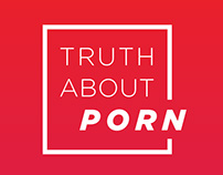 Truth About Porn / Logo Exploration