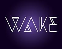 WAKE Motion Graphic