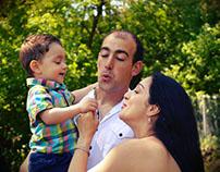 Tania and Hugo, maternity photoshoot