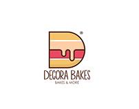 Decora Bakes Logo