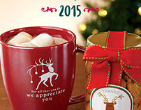 Baudville Holiday Insert