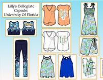 """Lilly Pulitzer Summer Intern """"White Space"""" Project 2019"""