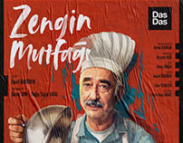 DasDas // Theatre Posters (2018-2019)