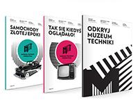 Muzeum Techniki w Warszawie / proposal