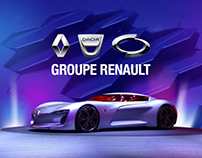 Renault Mondial de l'Automobile 2016
