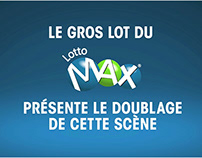 Lotto Max - Doublages