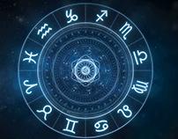 Zodiak Fortune ,Calendar design
