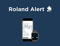 Roland Alert App
