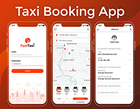 FastTaxi : A Unique Taxi Booking Mobile App
