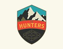 The Hunters (Logo)