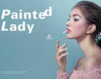Painted Lady - Wonderland Magazine
