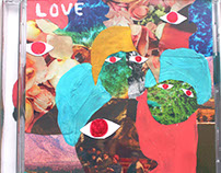 Love — Forever Changes (cover of a pirated edition)