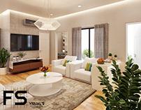 Visualization & Design : Small Apartment