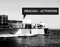 Siracusa - Activation