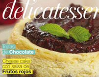 Editorial Gourmet • Delicatessen