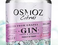 Osmoz Gin - Classic & Citrus