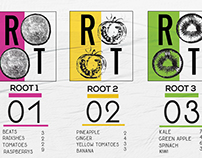 ROOT. Cold Pressed Juice