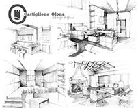 Albergo diffuso - Castiglione Olona - 2013