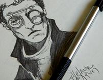 Bocetos, Comics, Personajes, etc...