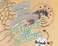 Jensen Serf Company's Florida Tour: Orlando