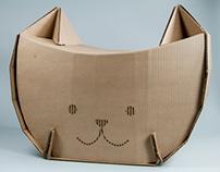 Kitten Children's Chair